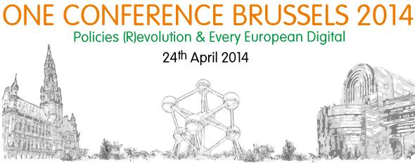 ONE Conference v Bruselu